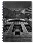 Gotham Spiral Notebook