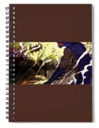 Gotham Nights  Spiral Notebook