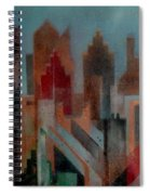 Gothem City Spiral Notebook