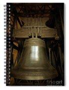Gothic Bell Spiral Notebook