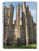Gothic Cathedral Of Our Lady Spiral Notebook