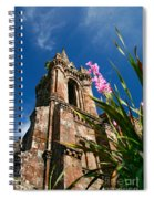Gothic Chapel Spiral Notebook