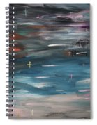 Gothic Easter Spiral Notebook