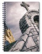 Gothic Faith Spiral Notebook