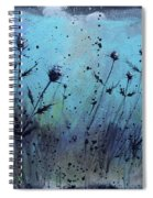 Gothic Roses Spiral Notebook