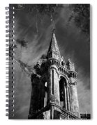 Gothic Style Spiral Notebook