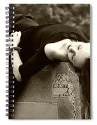 Gothic Tragedy Spiral Notebook