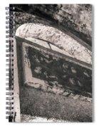 Gothica Spiral Notebook