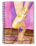 Gotta Dance Spiral Notebook