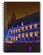 Gouda By Candlelight-1 Spiral Notebook
