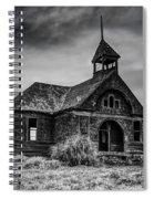 Govan Schoolhouse Spiral Notebook