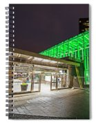 Goverment Center Boston Ma Spiral Notebook