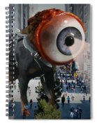 Government Unleashed Spiral Notebook