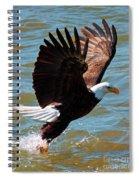 Grabbing Dinner Spiral Notebook