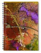 Grace Spiral Notebook