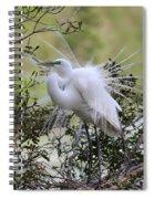Grace In Nature II Spiral Notebook