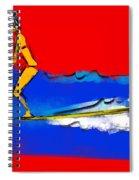 Graceful Spiral Notebook