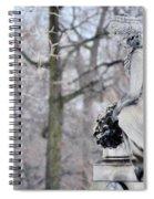 Graceland Cemetery Spiral Notebook