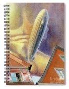 Graf Zeppelin Spiral Notebook
