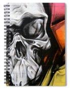 Graffiti 21 Spiral Notebook