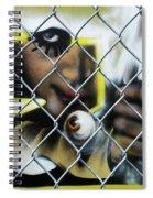 Graffiti Art 1 Spiral Notebook