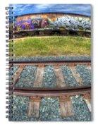 Graffiti Genius 2 Spiral Notebook