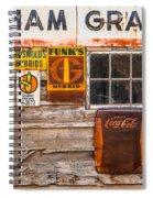 Graham Grain Company Spiral Notebook
