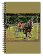 Grahamsville Ny Fair Spiral Notebook