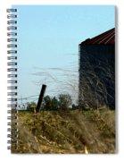 Grain Bin Spiral Notebook