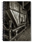 Grain Bin Spiral Notebook