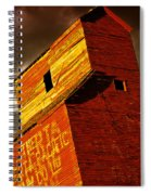 Grain Elevator Spiral Notebook