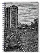 Grain Elevators 15222 Spiral Notebook
