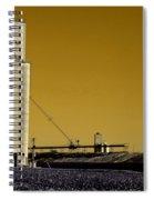 Grain Storage Infrared No2 Spiral Notebook
