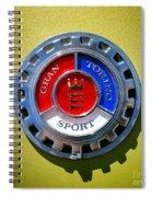 Gran Torino Sport Spiral Notebook