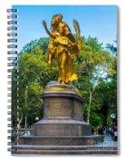 Grand Army Plaza 1 Spiral Notebook