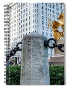 Grand Army Plaza 14 Spiral Notebook