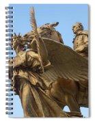 Grand Army Plaza 4 Spiral Notebook