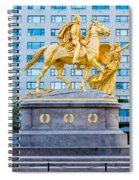 Grand Army Plaza 5 Spiral Notebook
