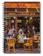 Grand Bar Spiral Notebook