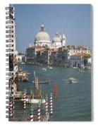 Grand Canal 4443 Spiral Notebook