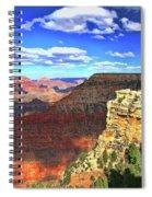 Grand Canyon # 22 - Mather Point Overlook Spiral Notebook