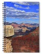 Grand Canyon # 29 - Mather Point Overlook Spiral Notebook