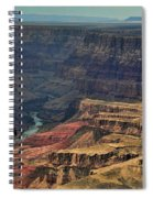 Grand Canyon Colorado River II Spiral Notebook