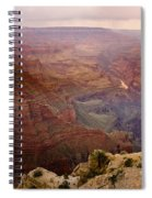Grand Canyon In The Spring Spiral Notebook