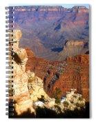 Grand Canyon National Park Arizona Panorama Spiral Notebook