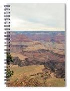 Grand Canyon No 2 Spiral Notebook