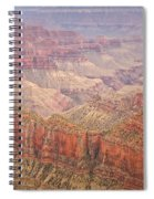 Grand Canyon North Rim Spiral Notebook