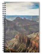 Grand Canyon North Rim Spiral Notebook