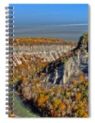 Grand Canyon Of The East Spiral Notebook