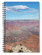 Grand Canyon Selfie Mania Spiral Notebook